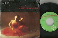 """Sandra - Maria Magdalena (1985)  PORTUGAL 7"""" ex Arabesque"""