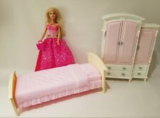 Barbie Fashion Doll - Bedroom Furniture & Doll #165