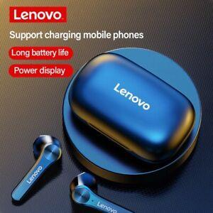 Lenovo QT81 Wireless Headphones TWS True Bluetooth Earphone Touch Control LED
