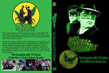 Tv Series Complete 7 Disk Set-Green Hornet '66
