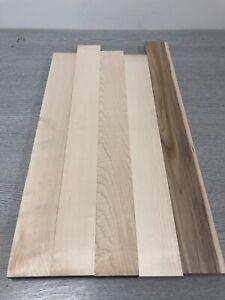 Maple Timber Hardwood Inlay Board PAR (offcuts) 58mm X 18mm X 500mm Long Minimum