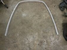 1979 Skidoo Citation 300 twin snowmobile parts: WRAP AROUND FRONT BUMPER