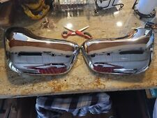 1957 58 Plymouth Bumper Wings