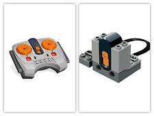 LEGO POWER FUNCTION 8879 & 8884 - IR SPEED REMOTE CONTROL & IR RECEIVER - NEW!!!