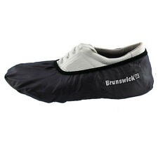 Brunswick Black (XXL) Bowling Shoe Covers - 1 Pair (Size Mens 14-16) Free Ship!!