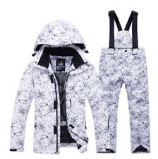 Kids Warm Snowsuit Children Ski Snowboard Snow Jacket pants Set Girl Boy Outdoor