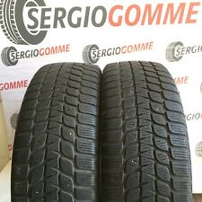 2x 175/55 R15 175 55 15 1755515 77T M+S,BRIDGESTONE INVERNALI,5,4-4,8mm,DOT.2812