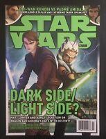 Star Wars Insider #123 2011 Ahsoka Tano Newsstand Magazine Comic Uncirculated