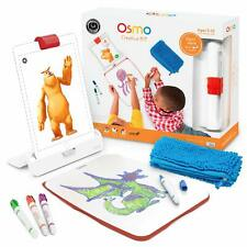 Osmo - Creative Kit for iPad - 5 Hands-On Learning Games - Ages 5-10 NEW