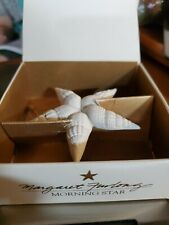 New ListingMargaret Furlong Morning Star Christmas Ornament with Original Box S-1