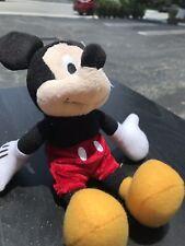 Walt Disney Mickey Mouse Plush Doll 9 inch Plush Stuffed Toy 🧸