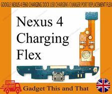 Nexus 4 LG Google E960 Original USB Charging Port Dock Mic Flex Cable Connector