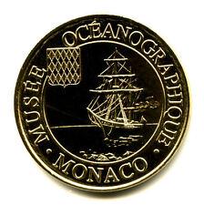 98 MONACO Musée océanographique, Navire, 2007, Monnaie de Paris