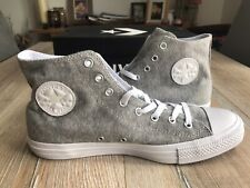 Converse All Star Chuck CTAS HI Grey / White UK 11.5 EUR 46 High Top