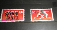 "FRANCOBOLLI GERMANIA GERMANY BERLINO 1978 ""SPORT "" NUOVI MNH** SET (CAT.2)"