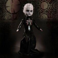 "Mezco Toyz Living Dead Hellraiser 3 Pinhead Cenobite 10"" Doll Lament Saws Horror"