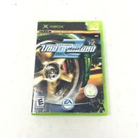 Need For Speed Underground 2 Microsoft Xbox Video Game Tested & Works EA Games