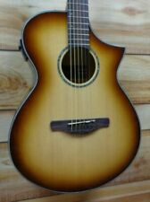 Ibanez AEWC300NNB Natural Browned Burst High Gloss Acoustic-electric Guitar
