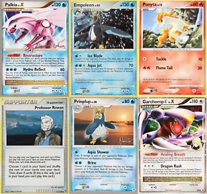 Pokemon Diamond & Pearl Trading Cards - Select from List