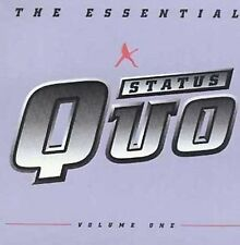 Status Quo Essential Quo Vol 1 CD EX+ Hits Rockin All Over The World Down Down