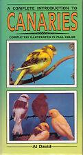 CANARY - CANARIES Complete Introduction Al David **GOOD COPY**
