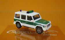 Busch 51416 Mercedes G-Klasse 90 Bundesgrenzschutz Scale 1 87
