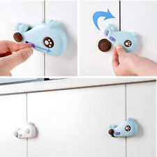 Cute Baby Kids Drawer Cabinet Refrigerator Door Security Lock Protection Safety