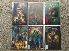 THE DARKNESS Deluxe TPB Collected Edition (V1)11 16 Painkiller Jane (V2) 6 1 !
