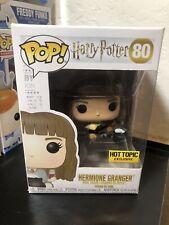 Funko Pop! Harry Potter Hermione Granger W/ Cauldron #80 Hot Topic Non Mint