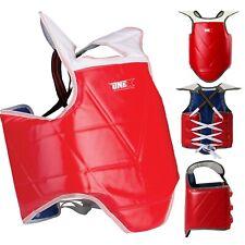 Taekwondo Boxing Protector Chest Guard MMA Body Protector Armour Training Kick