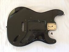 New Superb Quality BLACK Guitar Body fits Fender,Squier,Strat,Stratocaster >4