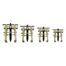 4Pcs Gear Puller Two Jaw 2 Arm Gear Puller Remover Bearing Disassemble Tool