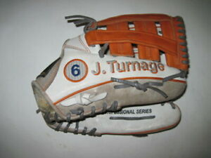 N V GLOVE Custom Built Leather Right Hand throw Baseball Glove