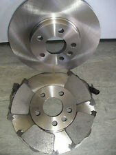 MK2 FORD GALAXY 1.9 TDI 2.3 FRONT VENTED BRAKE DISCS AND PADS (300mm) 2000-2006