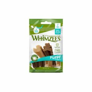 Whimzees Natural Dental Dog Chews Long Lasting - M / L - Pack of 7