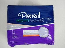 Prevail Per-Fit Underwear Women Lavender Size XL PFW-514 4 Packs 14 ct Each