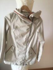 Top Vero Mona Übergangs Mantel Jacke wasserabweisend beige XS 36
