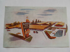 CPSM Holiday Inn Hotel 5 miles east of Kansas city.POST CARD