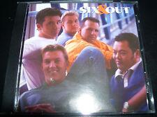 Six & Out Self Titled CD Ft Shane Brett Lee Brad McNamara Gavin Robertson & Rich