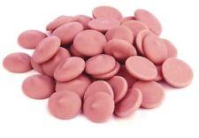 Callebaut Ruby Chocolate Chips 1kg RB1 Bulk Bag, 47.3% couverture, baking etc