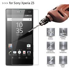New 100% Genuine Gorilla Tempered Glass Film Screen Protector For Sony Xperia Z5