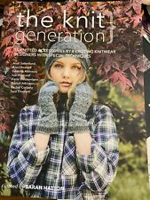 Rowan The Knit Generation, Sarah Hatton 15 Knitted Accessories by 8 Designers
