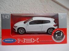 VW Scirocco 3, 1:43, Welly / NEX, weiß