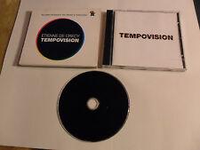 ETIENNE DE CRECY - Tempovision (CD 2000) Electronic