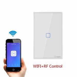 Sonoff T2 Interruttore 1 Touch WIFI Parete Interruttore Luce Senza Fili 1 Gang I