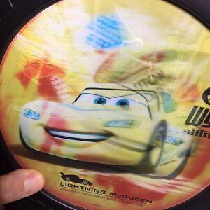 Disney Pixar 'Cars' Lightning Mcqueen LIGHTYEAR Storage Box 3D Lenticular Image