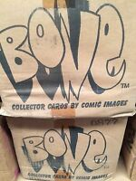 Factory Case-1994 Comic Image Bone Series 1 Fantasy Art Cards (12 Boxes x 48pks)