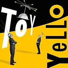 Toy - Yello (2016, CD NEUF)