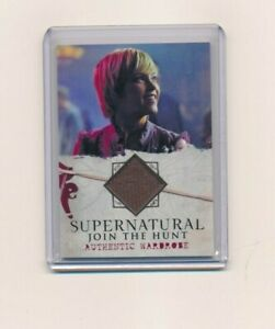 Supernatural Seasons 1-3 Wardrobe Card M06 Meg Masters