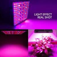 25W 45W LED Grow Light Full Spectrum Flower Indoor Plant Cultivation Lamp Panel